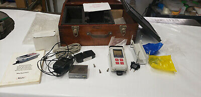 Mahr Pocket Surf PS1 Surface Roughness Tester w/Accessories  in Wooden Box