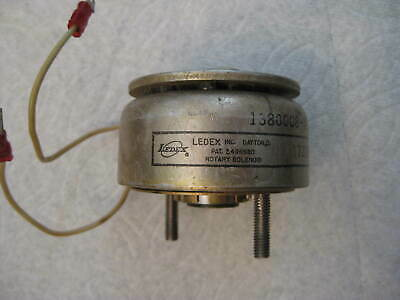 Ledex Inc. Rotary solenoid Model 172059-001