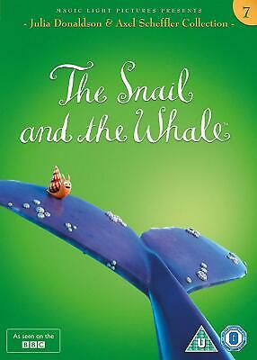 The Snail and the Whale New DVD / Free Delivery