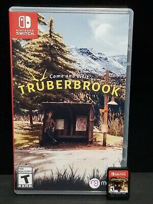 Truberbrook Come And Visit Nintendo Switch