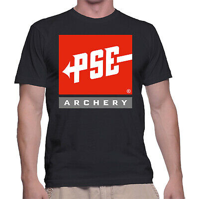 Limited New PSE Archery Logo Bow Hunter browning T-SHIRT S-5XL