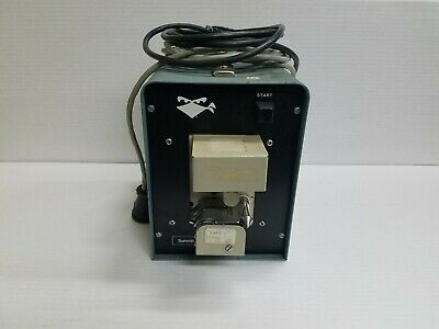 Vintage Summit Dana Optical Punched Paper Tape Reader CNC Power Supply