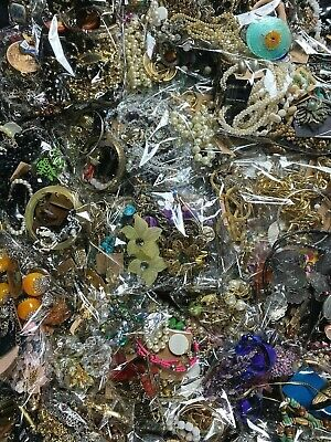 💎 ESTATE VINTAGE TO NOW JEWELRY 💎 LOT NO JUNK 20 pcs 💎 Necklaces, earings 💎