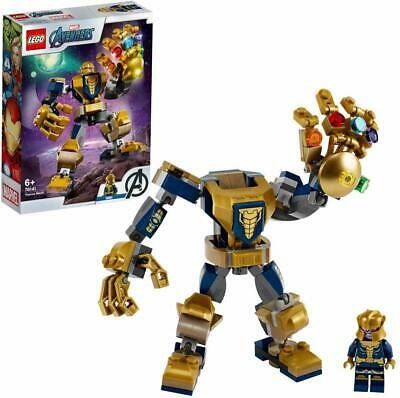LEGO 76141 Marvel Avengers Super Heroes Villain Thanos Mech Building Toy Playset