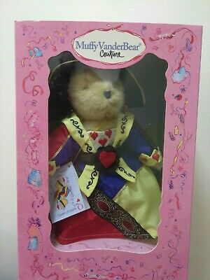 New North American Muffy Vanderbear Bear Bunny 1998 Valentine Easter Catalog