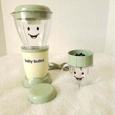 Magic Baby Bullet Food Blender Processor