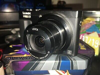 Panasonic Lumix DC-ZS70K 20.3 Megapixel 4K Digital Camera - Black