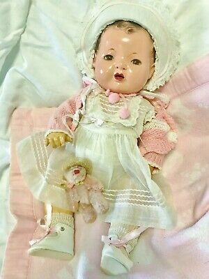 1940/'s Effanbee DY-DEE doll Montgomery Wards Catalog AD Reproduction