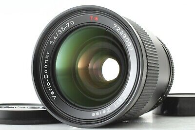【TOP MINT】Contax Carl Zeiss Vario-Sonnar T* 35-70mm f/3.4 MMJ MF from JAPAN 409