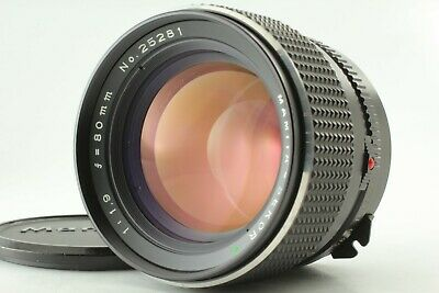 【NEAR MINT-】 MAMIYA Sekor C 80mm F1.9 For M645 1000s Super Pro TL from JAPAN 386