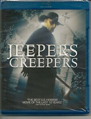 Jeepers Creepers - Blu-ray - Justin Long - Gina Philips - New and Sealed