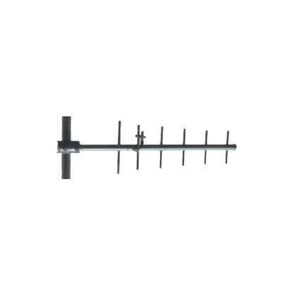NEW YAGI ANTENNA, 6 ELEMENTS UHF TOP QUALITY 430-450 MHz 10 db 15 MHz 300 W