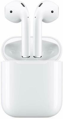 Apple AirPods with Charging Case (2nd Generation) - White - Brand New Sealed