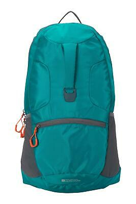 Mountain Warehouse Cascade 18L Backpack with Padded Air mesh Back Stretch Straps