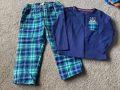 Boden Mini Baby Boden 2-3 Years Boys Playset Pjs Outfit