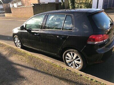 Volkswagen Golf Match 2.0Tdi 140Bhp Black 2012