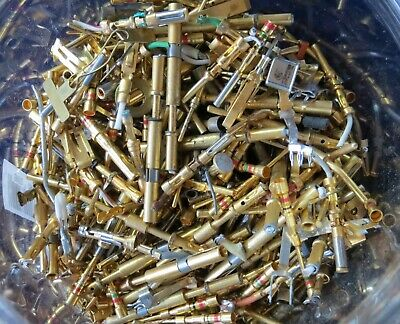 450 grams Heavy Gold Plated Pins For Precious Metal Recovery