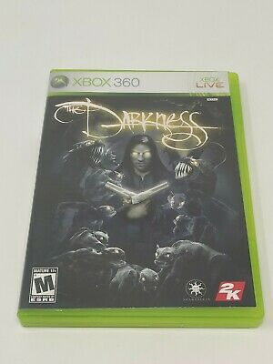 Xbox 360 : The Darkness VideoGames