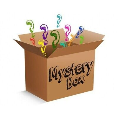 Mystery set Box  worth up to 300 euros (High quality Items secret inside)