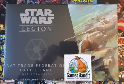 Star Wars Legion AAT Trade Federation Battle Tank Unit Expansion (RELEASE MARCH)