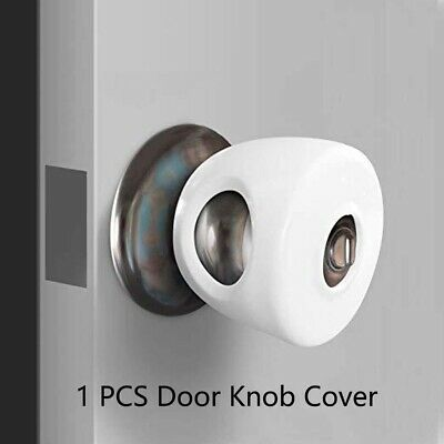 Reusable Child Proof Safe Door Knob Cover Children Safety Lock Kids Toddler