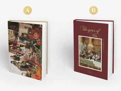 [US SHIPPING] Twice [The Year Of Yes] Special Album CD+PhotoBook+Card+PreOrder