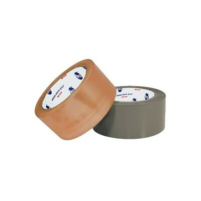 Natural Rubber Tape, 2 Mil, 2 x 110 yds., Tan, 36/Case