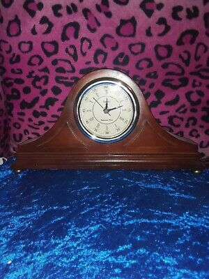 Westminster chime Acctim Clock Working Order Missing Back