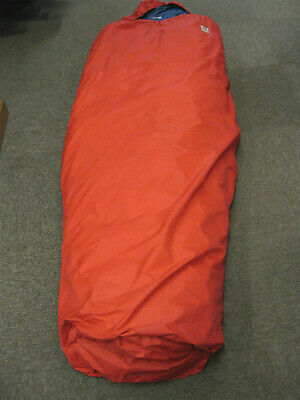 Mountain Equipment Everest Sleeping Bag With Goretex Outer