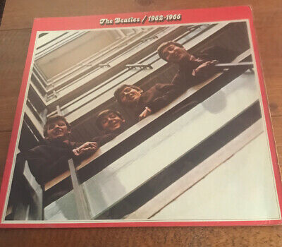 The Beatles 1962 - 1966 LP vinyl record APPLE -1 -1 -2 -1 HUGE COLLECTION 4 SALE