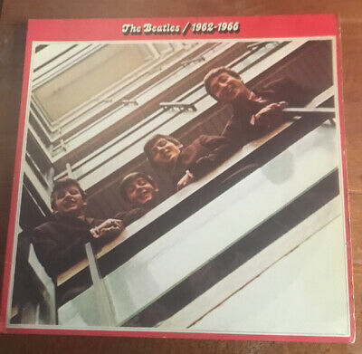 The Beatles 1962 - 1966 LP vinyl record APPLE -3 -4 -3 -3 HUGE COLLECTION 4 SALE