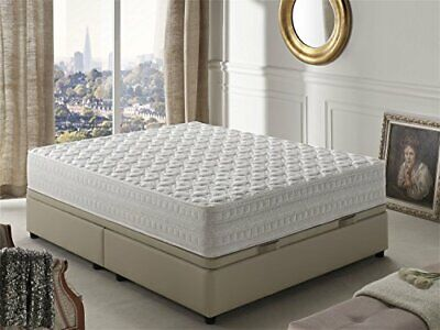 Pocket Sprung 25Cm 3000 Memory Foam Mattress, 3Ft 4Ft 4Ft6 Double 5Ft King Size