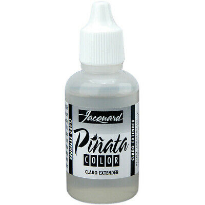 Jacquard Pinata (28ml) – Claro Extender for Alcohol Ink - 2wards Polymer Clay...
