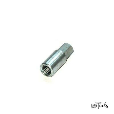 Hex Bit for Motorised Extruding - 2wards Polymer Clay & Crafts