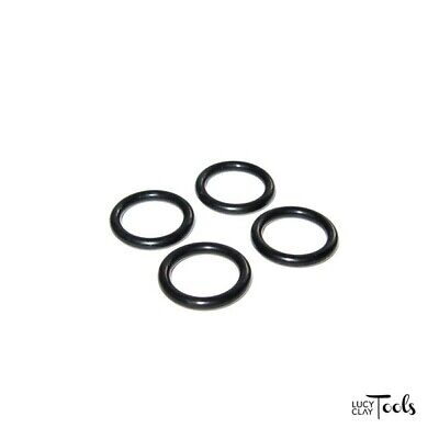 Replacement O-Rings x 4 - 2wards Polymer Clay & Crafts