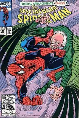 Spectacular Spider-Man (1976 series) #188 in NM condition. Marvel comics [*9o]