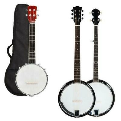 New Students High Quality Sapele and Alloy 5/6-string Banjo
