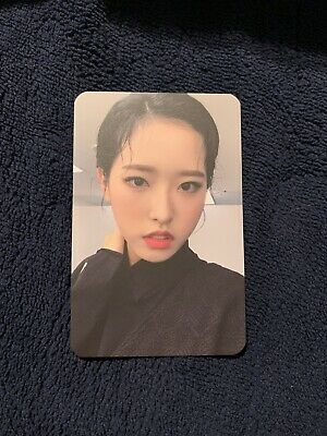 LOONA OLIVIA HYE # HASH official photocard