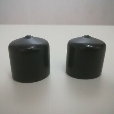 2 Smell Proof End Caps / End Covers For Pax 2 or Pax 3