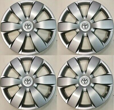 """4x  16"""" Hubcap Fits Toyota Camry 2005 2006 2007 2008 2009 2010 2011 Wheel Cover"""
