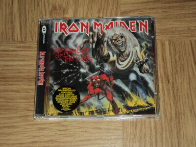 Iron Maiden - Number of the Beast (1998) CD
