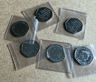 50p New Brexit 50p Coin... (31 January2020)