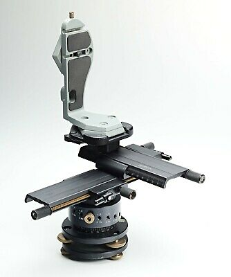 Manfrotto 302 Plus QTVR Panoramic Head Kit