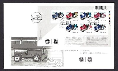 Canada    # 2778 SS   NHL  ZAMBONI       Brand New 2014  Unaddressed Cover
