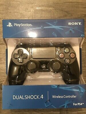 Sony Dualshock PlayStation 4 (PS4) Wireless Controller (Black) BRAND NEW SEALED