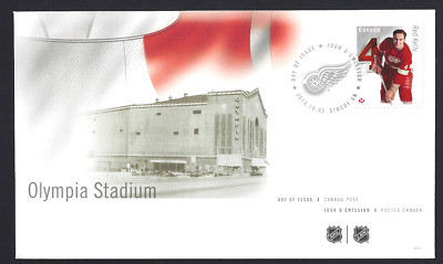 Canada    # 2787f     RED KELLY     Brand New 2014 Unaddressed Cover Issue