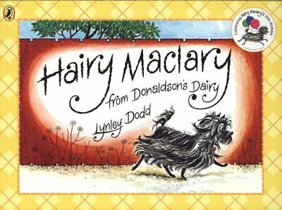 Hairy Maclary from Donaldson's Dairy by Lynley Dodd 9780723278054 | Brand New