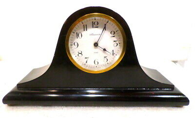 Ansonia 'Salesman's Sample' Mantle Clock---8 DAY & Porcelain Dial