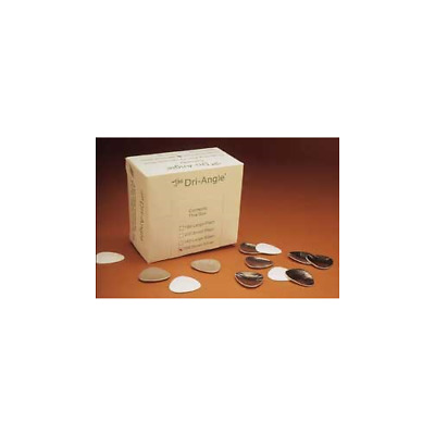 Dental Health Products 32-SL-AG Dri-Angle Silver Assorted Small & Large 320/Pk