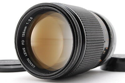 【Optical MINT】Canon FD 135mm f2.5 S.C SC Manual Focus MF Lens from Japan 674